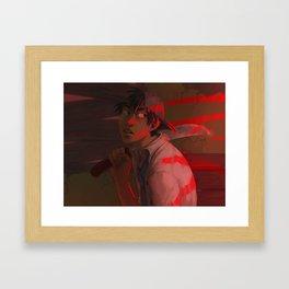 Apocalypse Andrew Framed Art Print