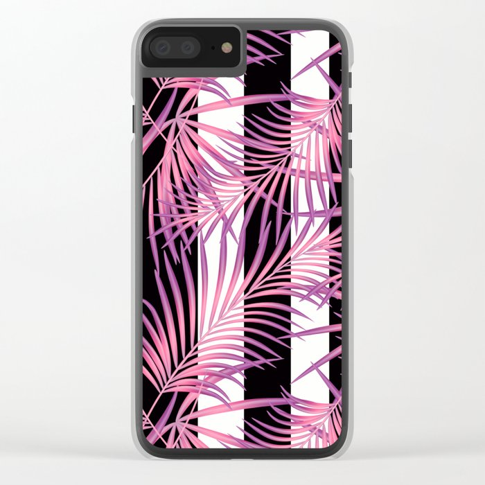 Tropicana. Clear iPhone Case