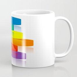 Rainbow Ladder Coffee Mug
