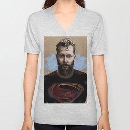 Super Hipster Unisex V-Neck