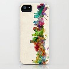 Boston Massachusetts Skyline iPhone (5, 5s) Slim Case