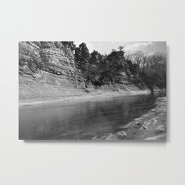 The Pinnacles Metal Print