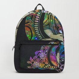 Gautama Buddha Galaxy Backpack