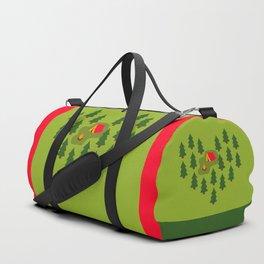 Camping Love Duffle Bag