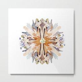 Kaleidoscope II Metal Print
