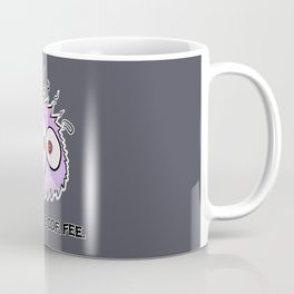 coffee monster Coffee Mug