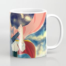 Sky Stroll - Howl's Moving Castle Coffee Mug