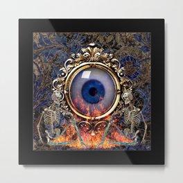 The All Seeing Eye Metal Print