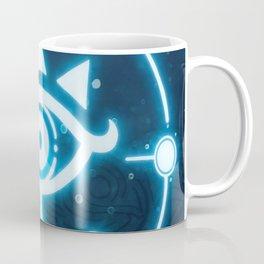 The blue eye Coffee Mug