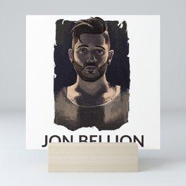 JON BELLION 1 Mini Art Print