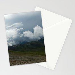Mountain Landscape Stationery Cards