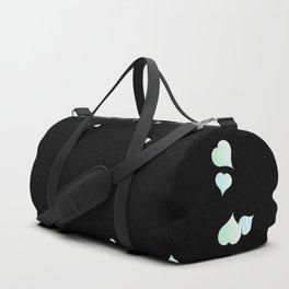 Love In Orbit Duffle Bag