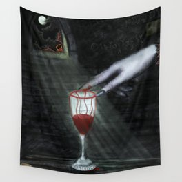 The Singing Ringing Goblet of Summoning Wall Tapestry