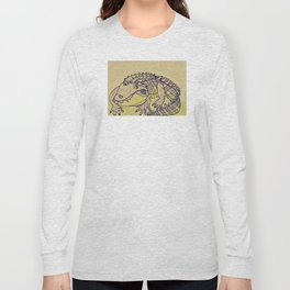 Grumpy Gator Long Sleeve T-shirt