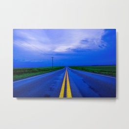 Open Road Two Metal Print