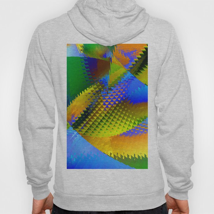 Daily Design 96 - Slowly Sinking Your Teeth Into A Pineapple Chunk Hoody