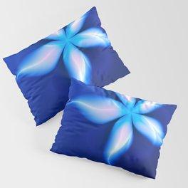 La Fleur Magique de la Sorcière Fractal Pillow Sham
