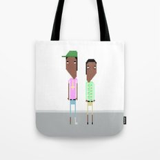 EarlWolf Tote Bag