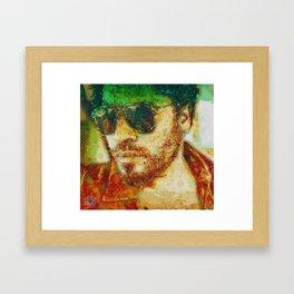 KRAVITZ - Limited Edition Print Run Framed Art Print