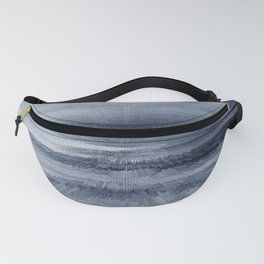 Abstract black painting 2 Fanny Pack