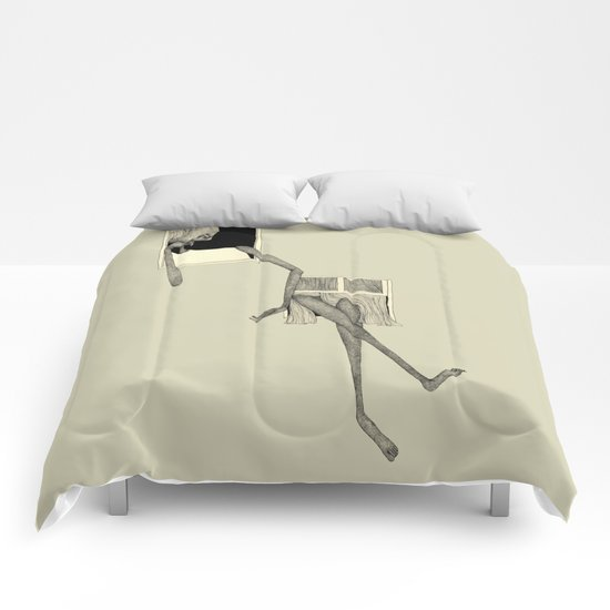 absent-minded Comforters