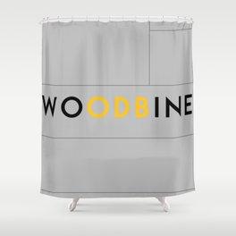 WUTANG x TTC | WU'DBINE ODB Shower Curtain