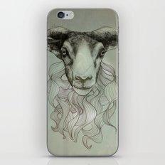 sheeps heid iPhone Skin