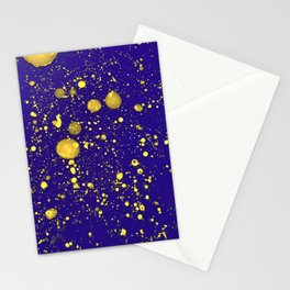 Blue Adagio Stationery Cards