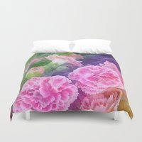 be happy Duvet Covers featuring Happy by SBHarrison