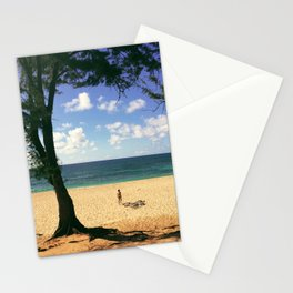 Woody and Big Tree Stationery Cards