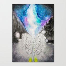 Miror Canvas Print