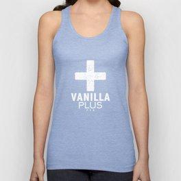 Vanilla + Unisex Tank Top