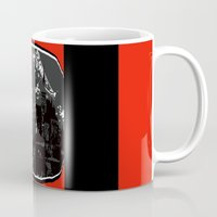 castle Mugs featuring castle by ASZIP JAPAN