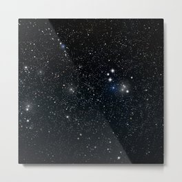 Starfield 4 Metal Print