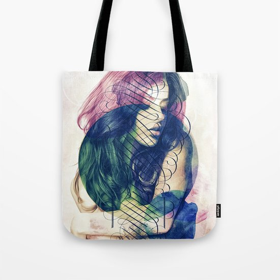 Ecstasy has No Name. Tote Bag