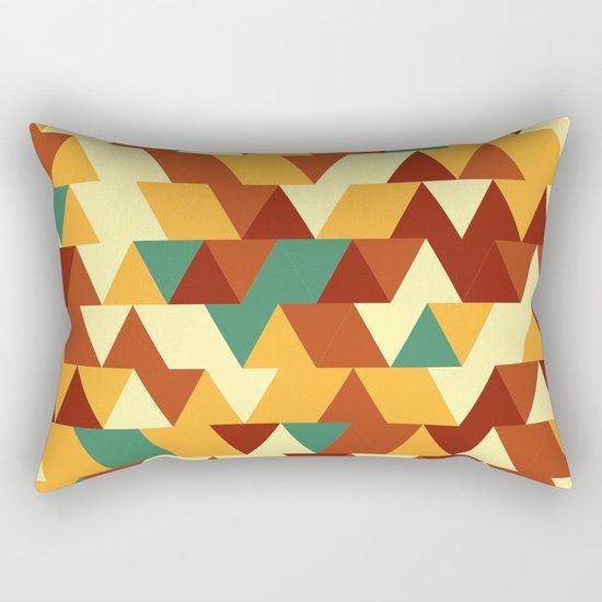 Egyptian view Rectangular Pillow