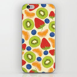 Fruit Salad iPhone Skin