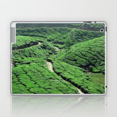 Tea Time 1 Laptop & iPad Skin