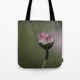 Pink Macro Tote Bag