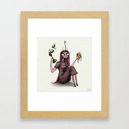 Eureka! Framed Art Print
