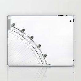 London Eye Monochrome Laptop & iPad Skin