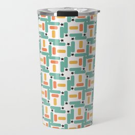Starry little rectangles Travel Mug