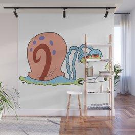 Stoner Gary - Spongebob Squarepants Wall Mural