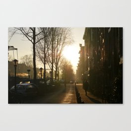 Good Morning! Canvas Print