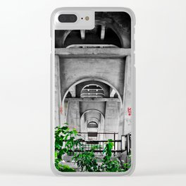 # 67 Clear iPhone Case