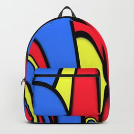 Comedy of Color Backpack