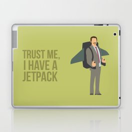 Jet Pack Laptop & iPad Skin