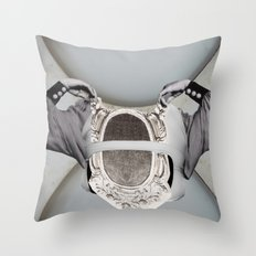 no matter how many times you put that on it's not going to work. Throw Pillow