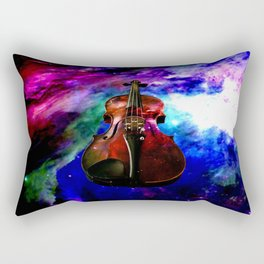 violin nebula Rectangular Pillow