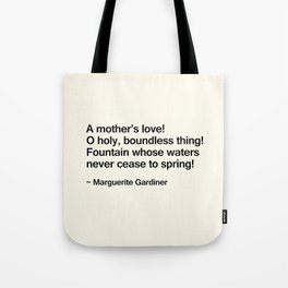 Mothers Day VI Tote Bag